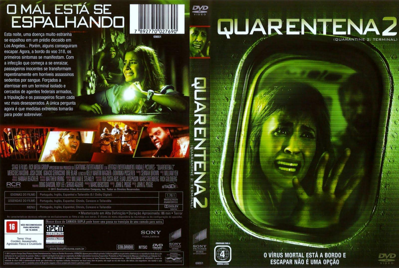 o filme quarentena 2 dublado rmvb